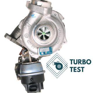 Turbina Audi A4 B8 8K5 2.0 TDI 5303-970-0140