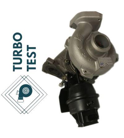 Turbina Audi A5 Convertible 8F7 2.0 TDI
