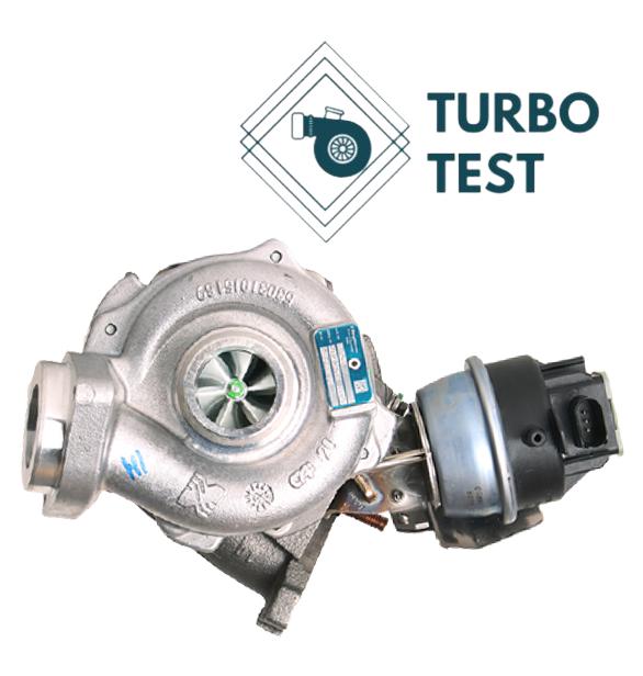 Turbina Audi A5 Sportback 8TA