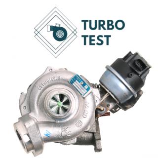 Turbina Audi Q5 2.0 TDI 8RB