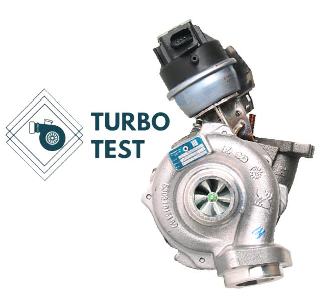 Turbina Audi Q5 2.0 TDI