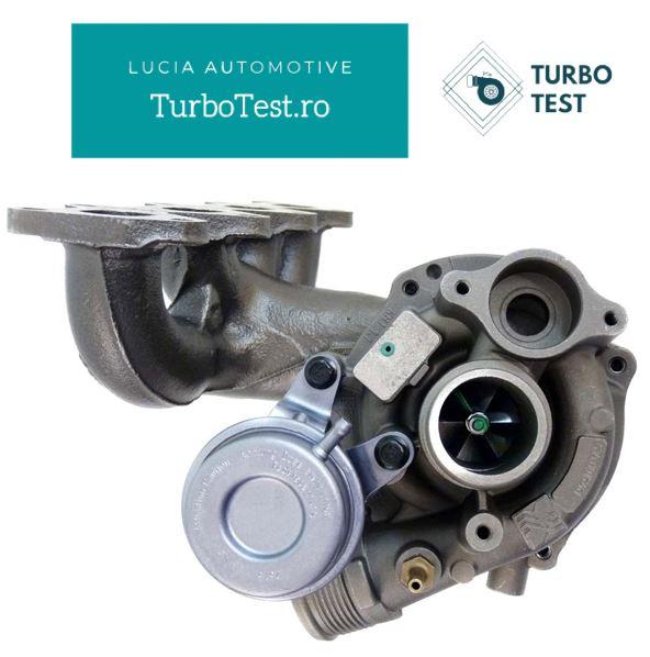 Turbina Volkswagen Passat 362 1.4 TSI 5303-970-0249