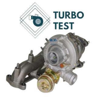Turbina auto VW Sharan 1.9 TDI (7M8, 7M9, 7M6)-5303-970-0036