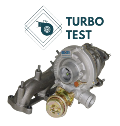 Turbina auto VW Sharan 1.9 TDI (7M8, 7M9, 7M6)-5303-970-0036