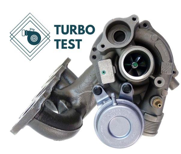 Turbosuflanta VW Touran 1.4 TSI 1T3 5303-970-0249