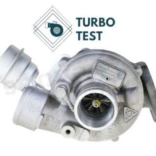 Turbosuflanta VW Transporter IV 2.5 TDI (70A, 70H, 7DA, 7DH)