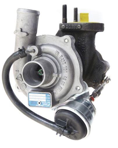 Turbosuflanta Opel Corsa C (X01) 1.3 CDTI 5435-970-0006