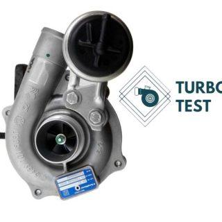 Turbosuflanta Renault Clio II 1.5 dCi 5435-970-0000